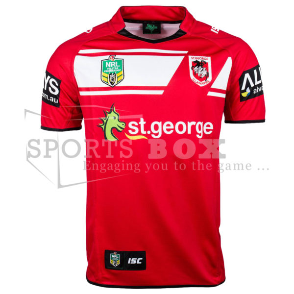 St. George Illawarra Dragons Away 2014